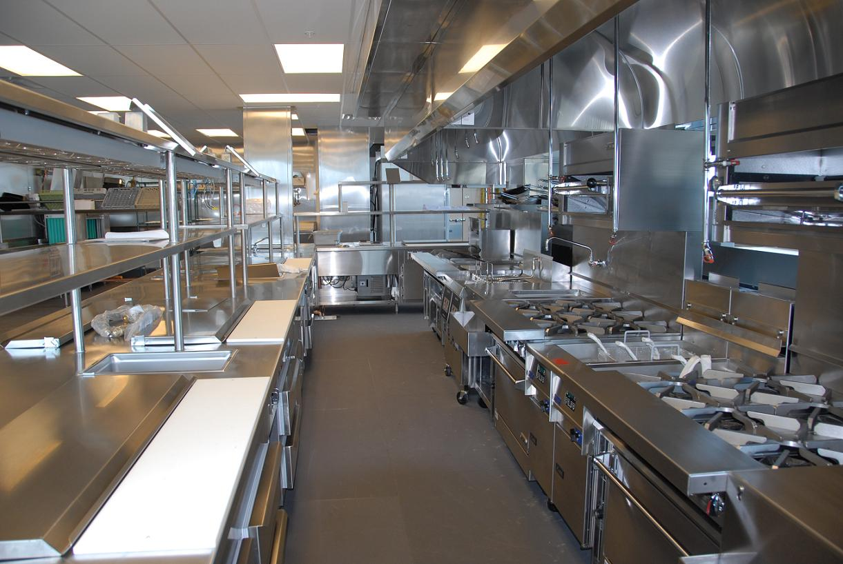 Restaurant Kitchen Hood Commercial Kitchen Hood Vents
