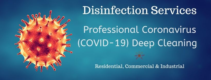Coronavirus Cleaning & Disinfection Services NYC